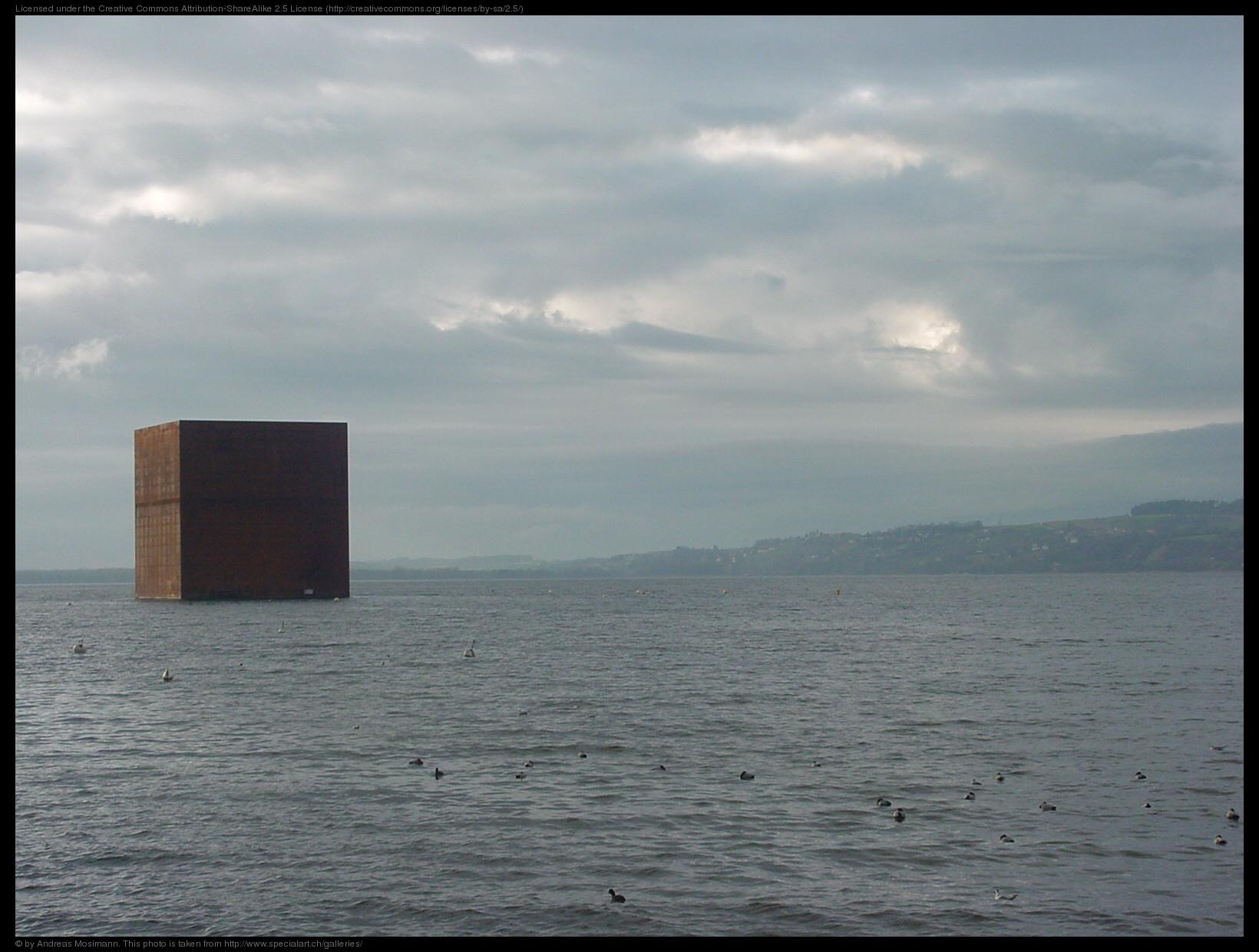 Monolith Size